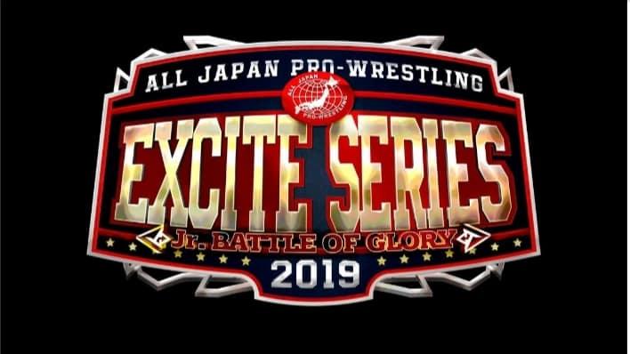 """AJPW: Grupos y Calendario de la """"Jr. Battle of Glory 2019 51"""
