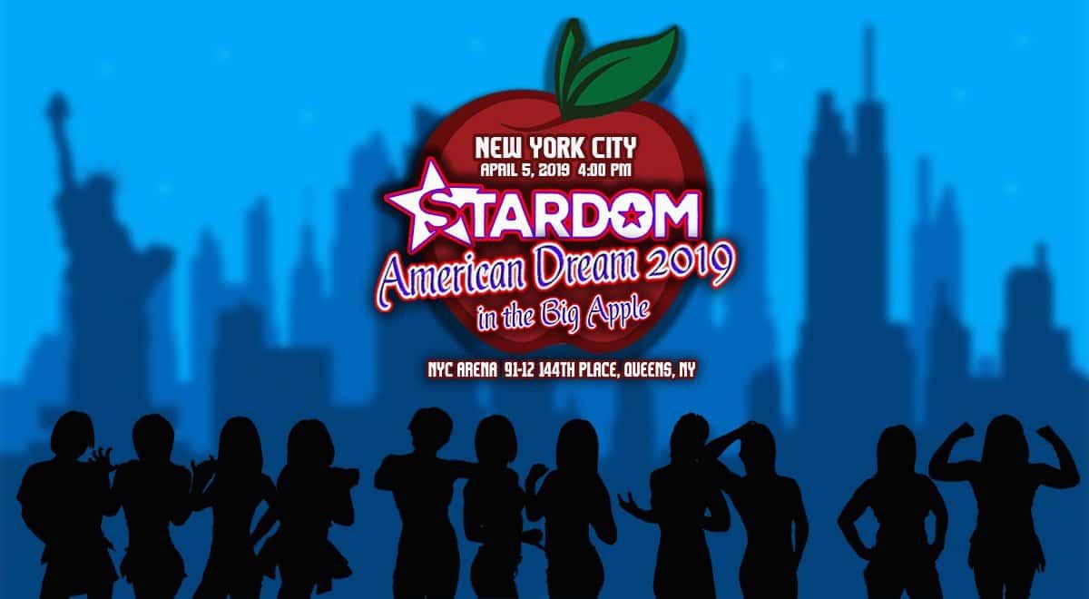 Stardom retorna a Estados Unidos en la semana de WrestleMania 4
