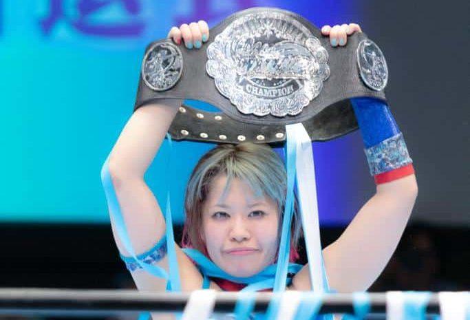 "WAVE: ""Phase 1 Final ~Kick Out"" El adiós de Misaki Ohata 1"