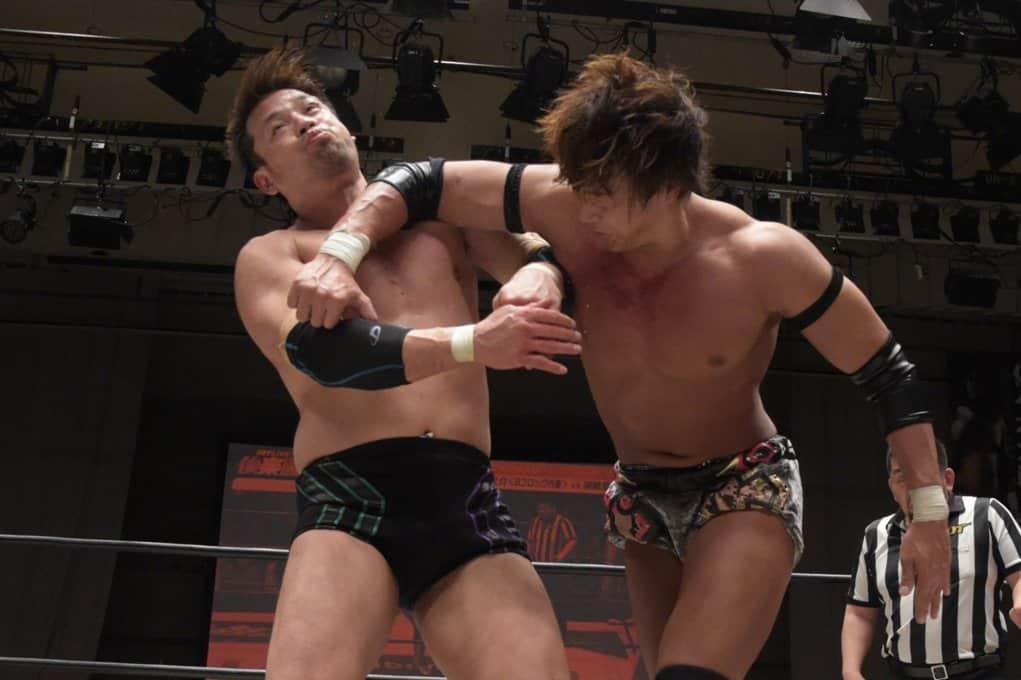 "DDT: ""D-King Grand Prix 2019"" Konosuke Takeshita es el ganador 5"