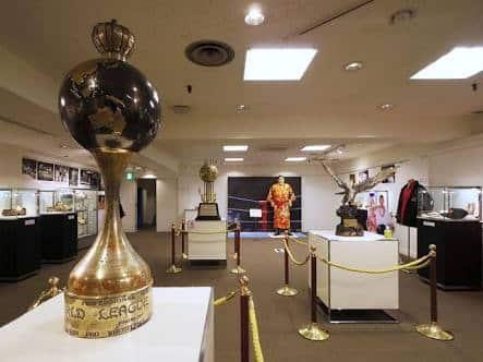 La gran exposición de Giant Baba en Tokio 6