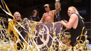 """K-Dojo: """"Grand Slam in Korakuen Hall"""" Tres luchas titulares 16"""