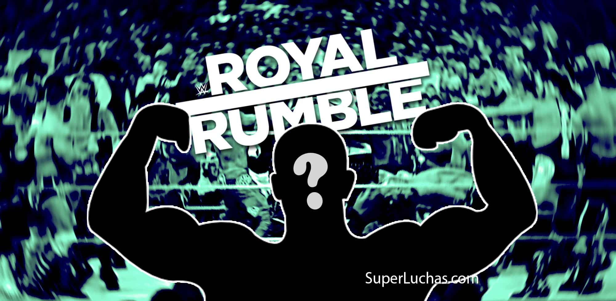 LISTA sorpresas Royal Rumble
