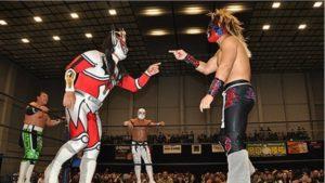"""NJPW/CMLL: """"Fantasticamania 2019"""" Día 4 61"""