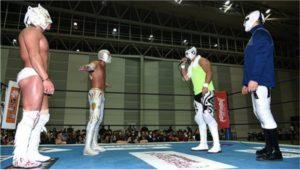 """NJPW/CMLL: """"Fantasticamania 2019"""" Día 5- Torneo de Familias 55"""