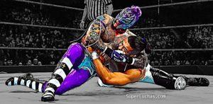 Rey Mysterio vs Andrade