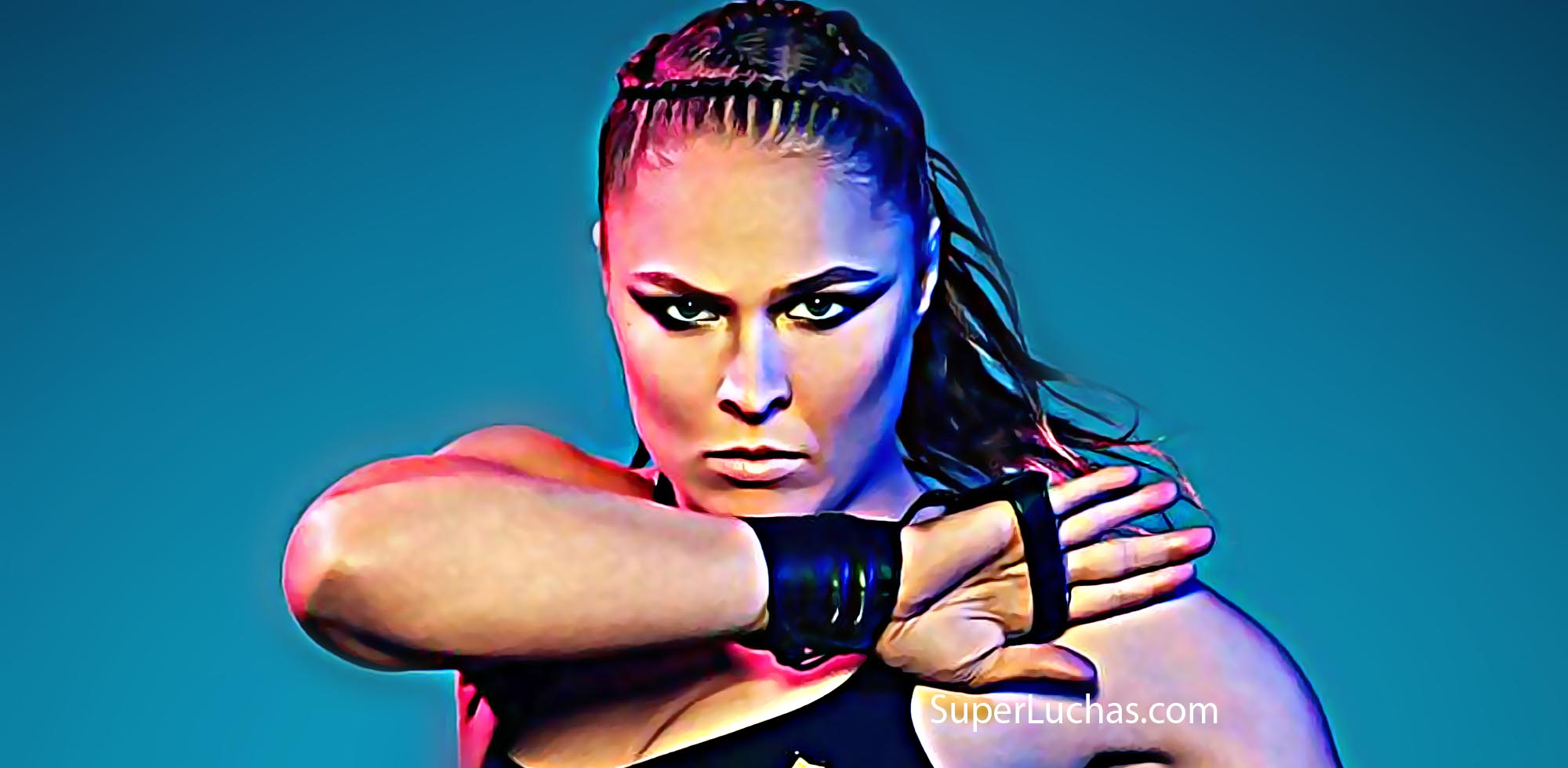 Ronda Rousey / UFC - WWE