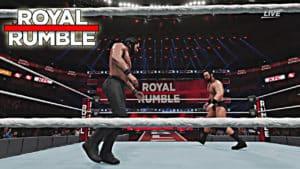 Súper Simulaciones: ¡Así sería WWE Royal Rumble 2019! 15