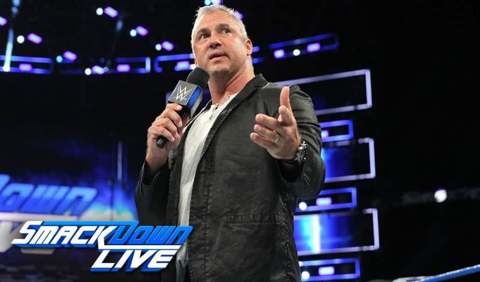 El curioso motivo detrás de la ausencia de Shane McMahon 1