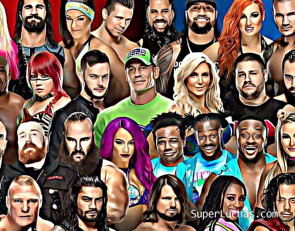 Las fechas en que expiran los contratos de las Superestrellas WWE