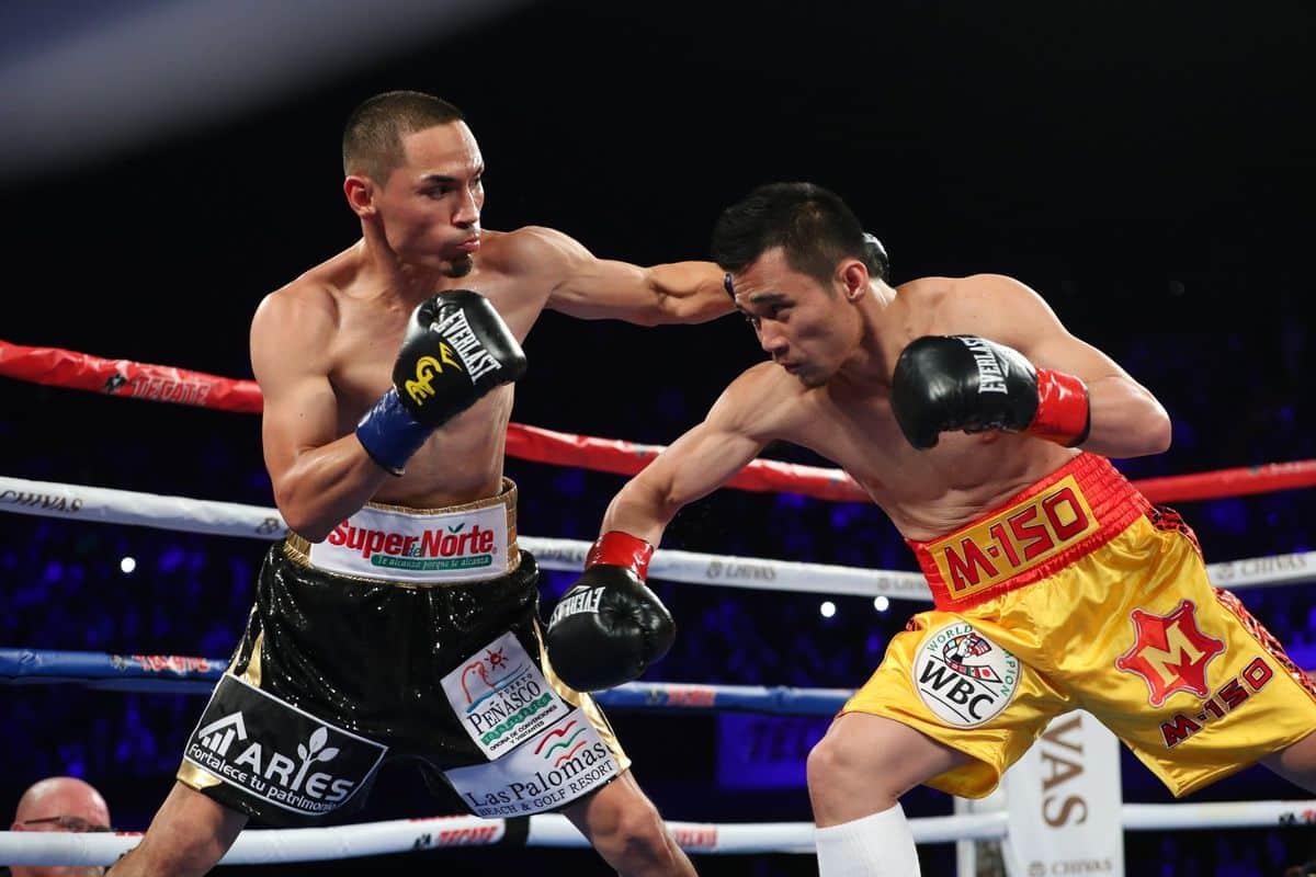 Gallo Estrada quiere pelear en México para defender su campeonato 2
