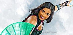 La idea tras la participación de Xia Li en Royal Rumble 71