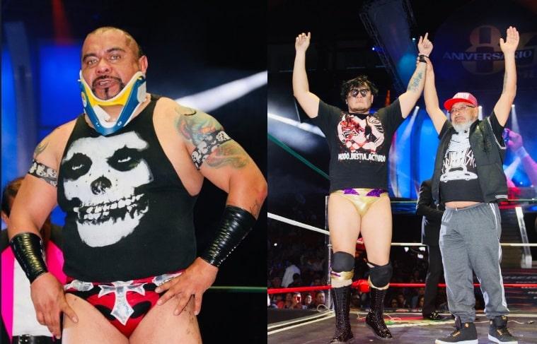 """CMLL: Akuma y Camorra caen en """"Sin Piedad 2019"""" 1"""