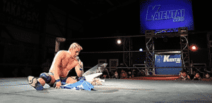 """K-Dojo: """"Chibattle 22"""" TAKA Michinoku dice adiós al Blue Field 36"""