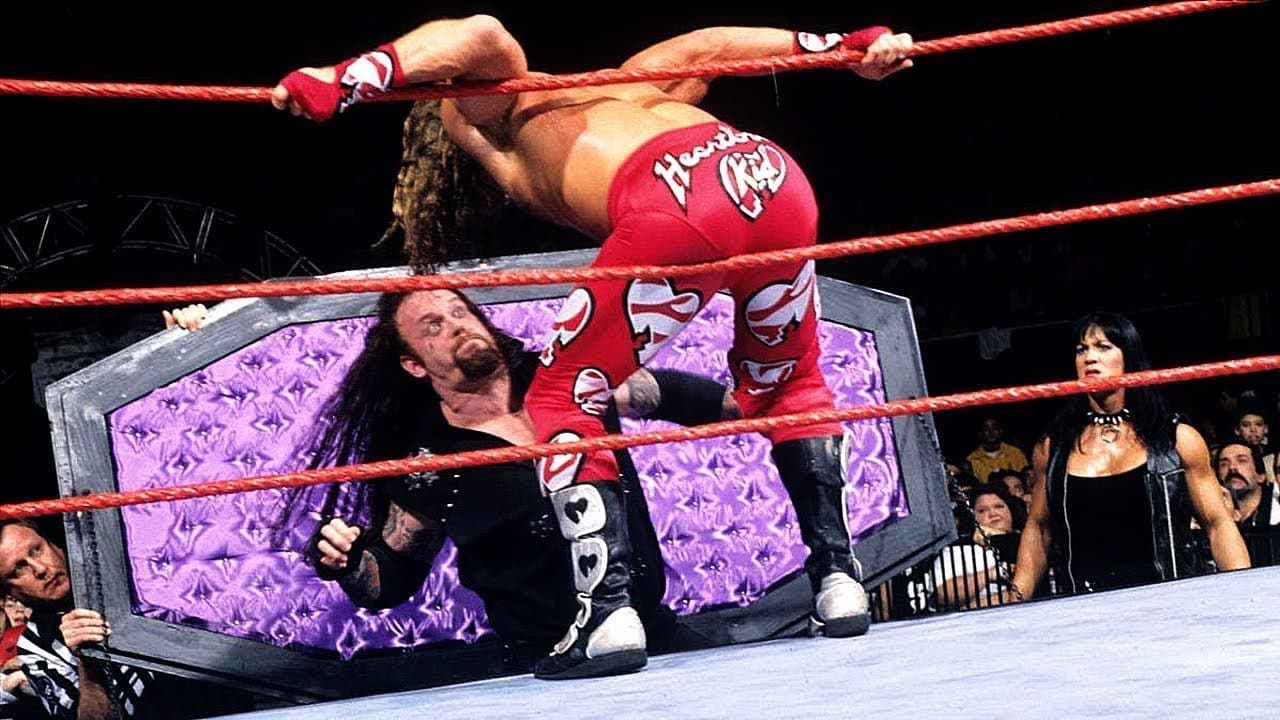 Shawn Michaels y The Undertaker