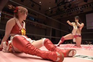 "TJP: ""Tokyo Joshi Pro-Wrestling 2019"" Miyu Yamashita, imbatible 55"