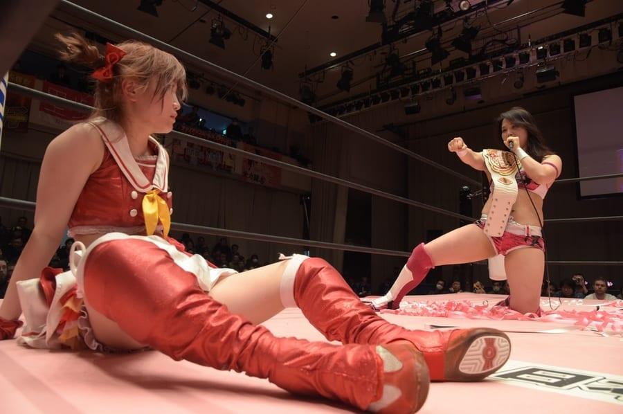 "TJP: ""Tokyo Joshi Pro-Wrestling 2019"" Miyu Yamashita, imbatible 44"