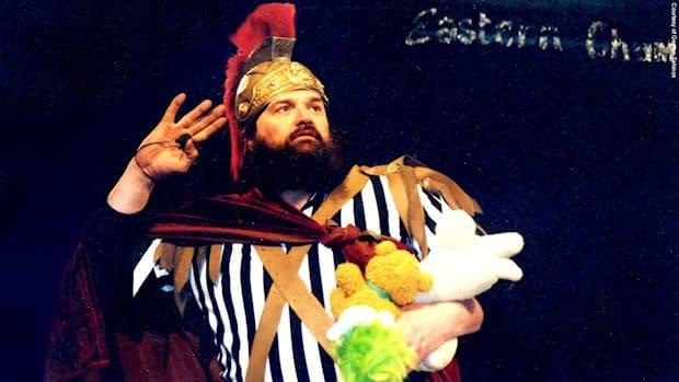 Fallece gladiador de ECW, WWF y la EMLL (hoy CMLL) Sal Bellomo 5