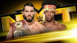 Resultados NXT (20-2-19) — Velveteen Dream por el oro 153