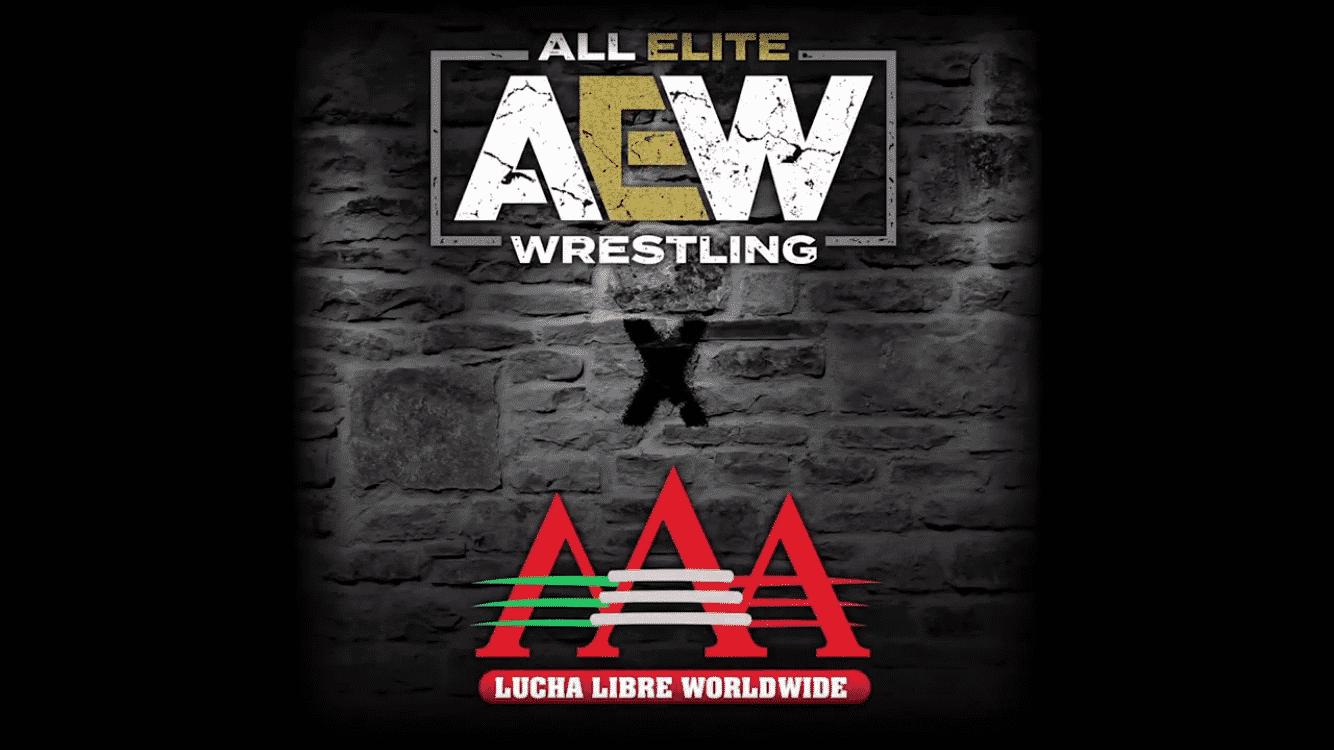 AAA y AEW anuncian su alianza 1