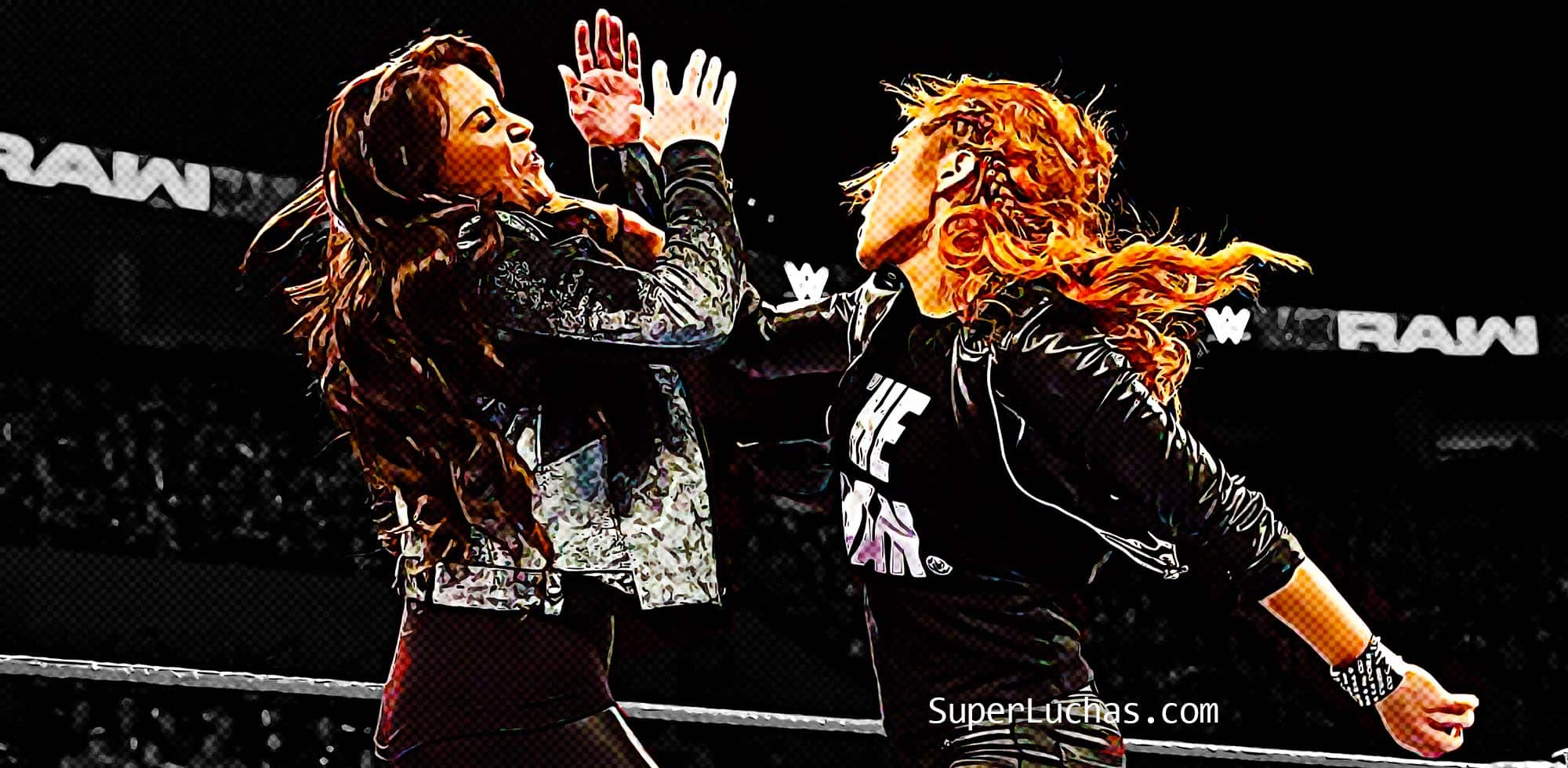 Becky Lynch vs Stephanie McMahon
