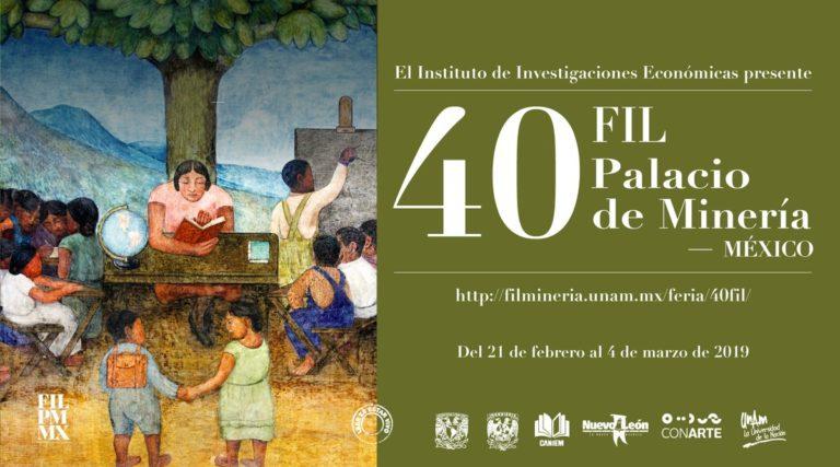 Lucha libre en la Feria Internacional de Libro Palacio de Minería 2