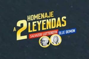 "CMLL: Cartel Completo para ""Homenaje a Dos Leyendas 2019"". 84"