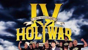 """""""Holy War 4"""" 25 años de carrera de Tamon Honda y Minoru Tanaka 45"""
