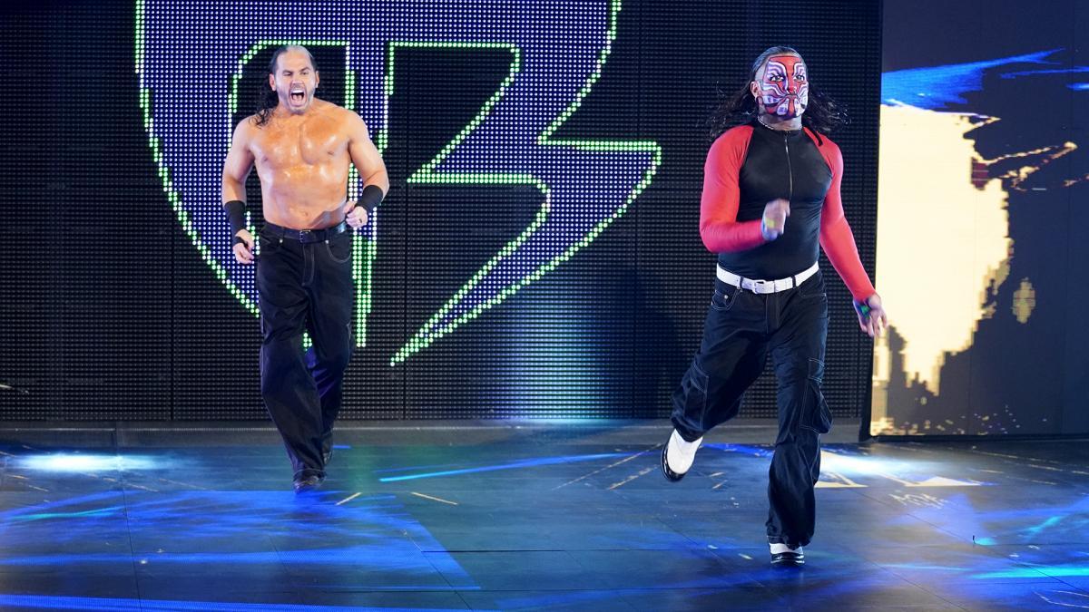 Jeff Hardy podría ir a AEW
