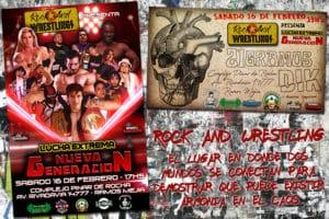 Triple W invadirá Lucha Extrema en Nueva Generación 3