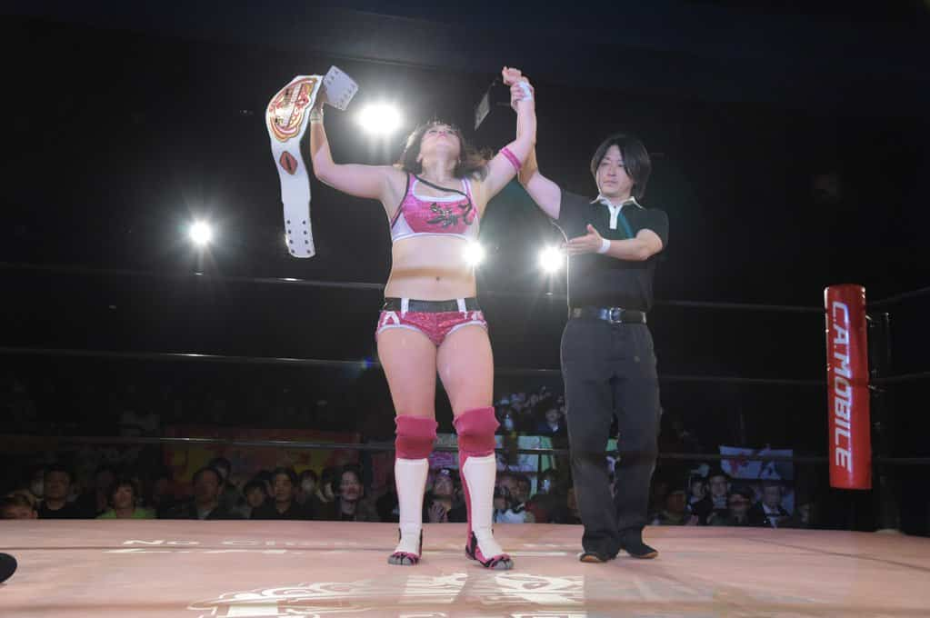 "TJP: ""Be Updated to the Future"" Miyu Yamashita sigue reinando 36"