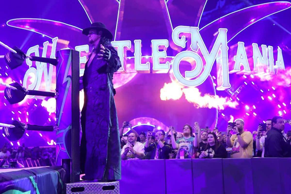 Las entradas de The Undertaker