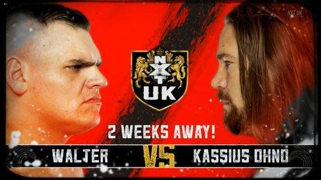 ¿Kassius Ohno fuera de NXT? Antes deberá afrontar un gran reto 1