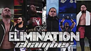 Súper Simulaciones: ¡Así sería WWE Elimination Chamber 2019! 19