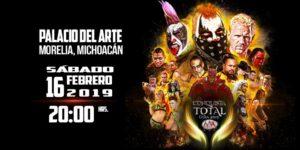 "AAA: ""Conquista Total"" invade Morelia 10"