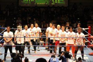 "AJPW: ""Excite Series 2019"" Inició la Jr. Battle of Glory 7"