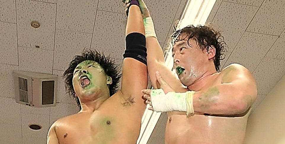 "AJPW: ""Jr. Battle of Glory 2019"" Días 8 y 9 Koji Iwamoto, imparable 15"