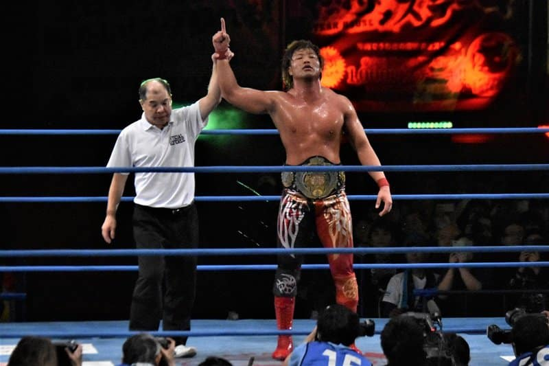 AJPW: Final del Jr. Battle of Glory 2019; Miyahara defiende la TC 1