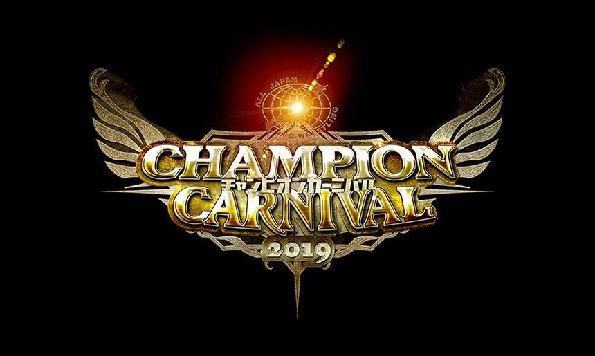 """AJPW: Participantes y Grupos del """"Champion Carnival 2019"""" 1"""