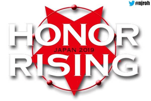 "NJPW/RoH: Carteles completos para ""Honor Rising: Japan 2019"" 1"