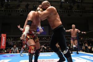 NJPW: La despedida de Takashi Iizuka, rudazo hasta el final 36
