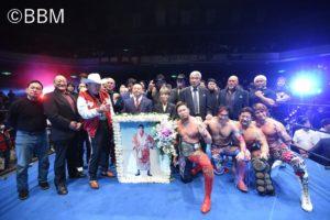 Pro-Wrestling All Star Battle: Homenaje a Giant Baba, adiós Abdullah 11