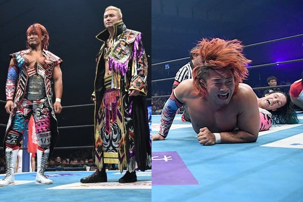 "NJPW: ""The New Beginning in Sapporo""- Día 1 1"