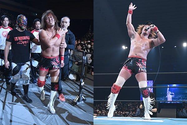 """NJPW: """"The New Beginning in Sapporo"""" Día 2 Sigue el dominio LIJ 1"""