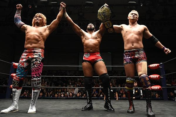 """NJPW/RoH: """"Honor Rising Japan 2019"""" Día 1 Tres títulos en disputa 1"""