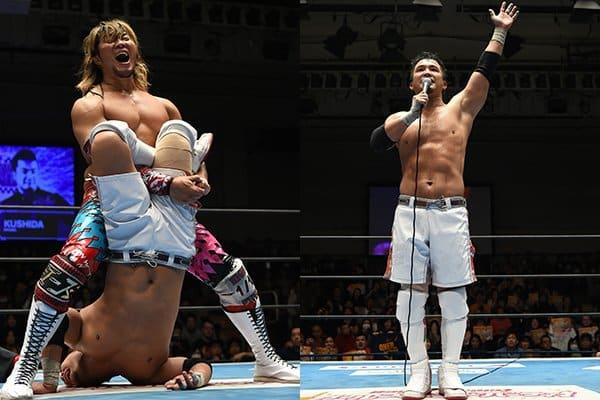 """NJPW: """"Road to the New Beginning"""" El adiós de KUSHIDA 1"""