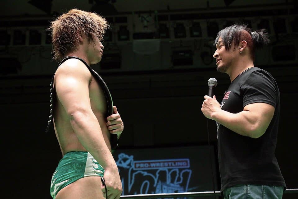 "NOAH: ""Navigation for the Future"" Kiyomiya sigue reinando 18"