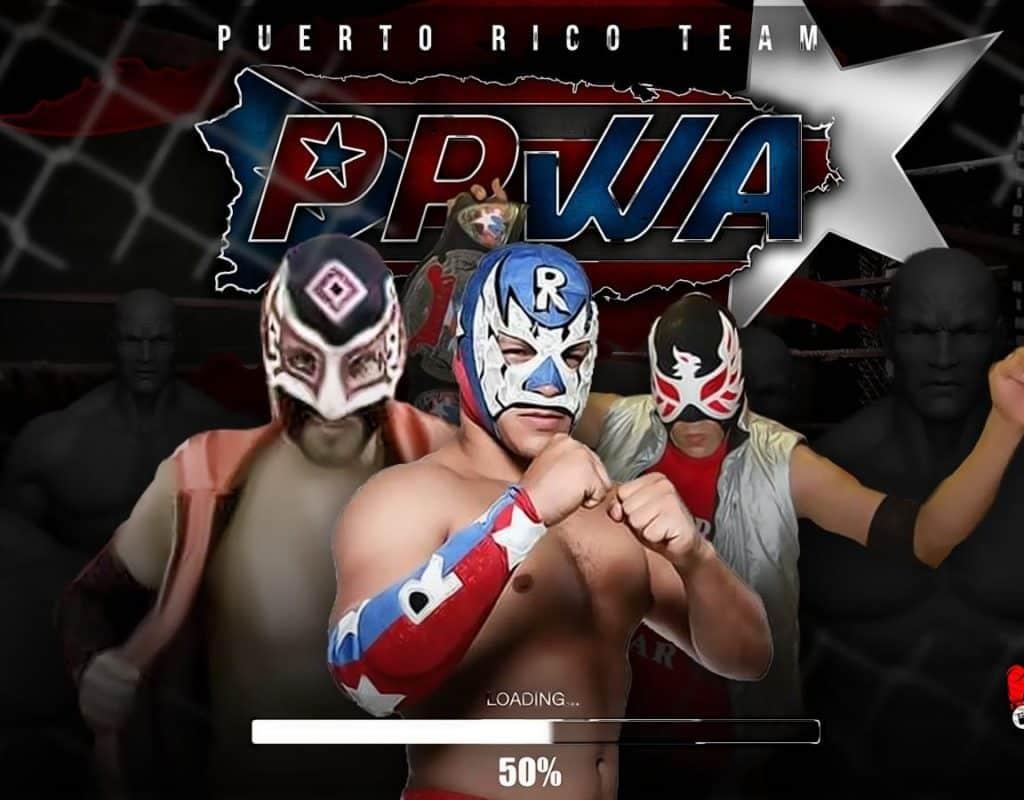 Regresa la empresa PRWA - Team México vs Team Puerto Rico 3