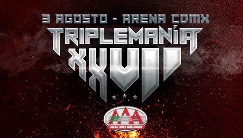 AAA: Conferencia de Prensa rumbo a Triplemanía XXVII 1