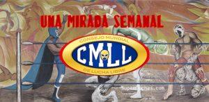 CMLL: Una mirada semanal al CMLL (Del 7 al 13 de febrero de 2019) 91